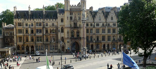 Why the Westminster School auctioned internships are a waste of parents' money