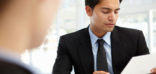 Dress for interview success: who are you wearing?