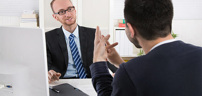 How to deliver an effective job interview pitch