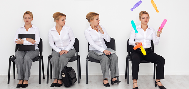 Small and mighty ways to get an employer's attention – on your CV and in person