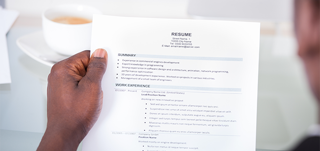 whether you have lots of work experience or none at all doesnt matter as much as knowing how to describe your skills and experience on your cv - Skills On Your Cv