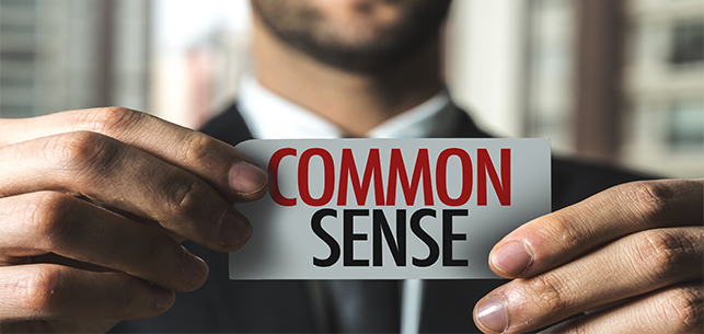 8 things every graduate must know about common sense and success at work