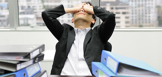 12 Super practical steps you can take to stop stress from stalling your graduate career