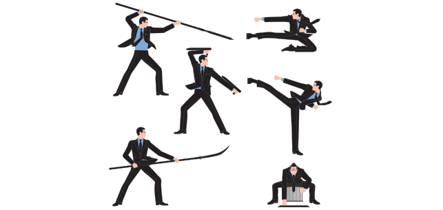 The Undercover Skills that Can Turn You into a Ninja Employee – Part 1