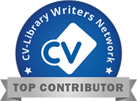 CV Library Writers Network Top Contributor