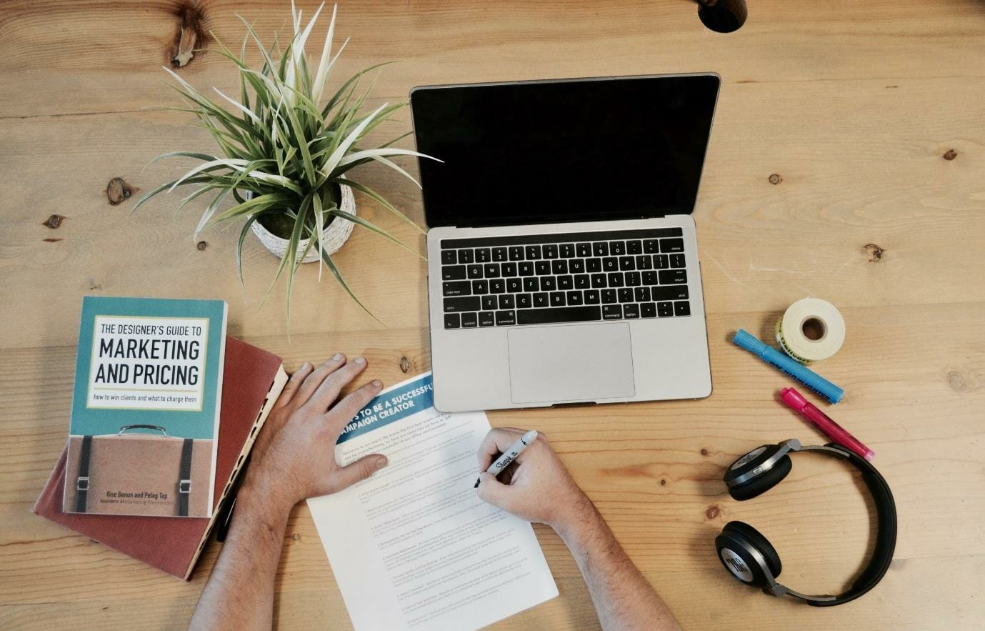 A Beginner's Guide to Marketing your First Business