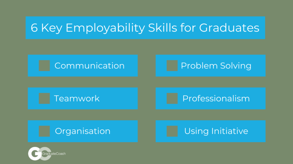 employability skills for a summer internship