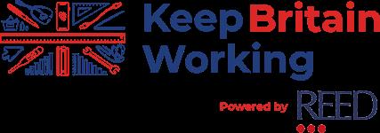 logo reed keep britain working