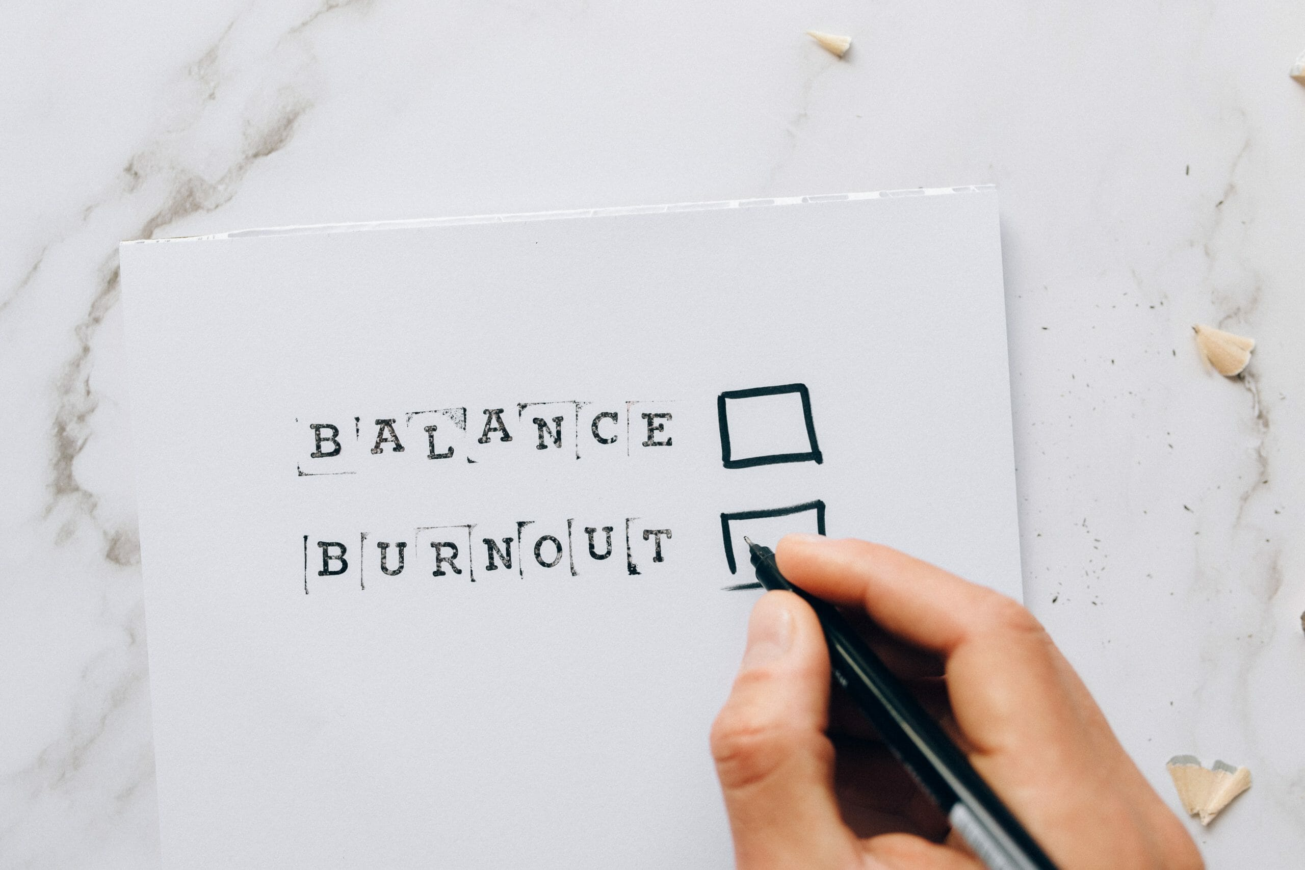 5 Tips to Ensure You Don't Burnout Your First Months on the Job