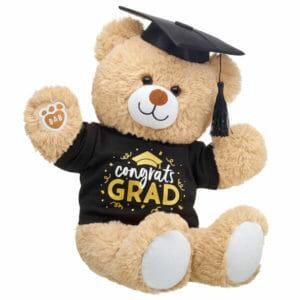 graduation teddy bear gift