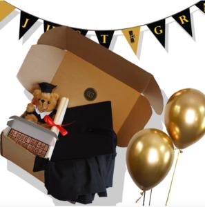 graduation gift idea graduation in a box